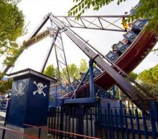 Nena de 9 años murió aplastada por un juego en parque de diversiones