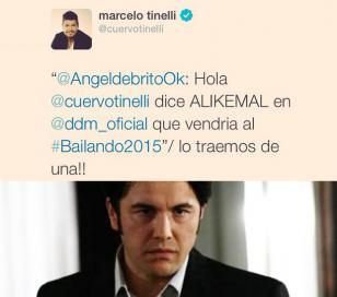 """Ali Kemal, de """"Las mil y una noches"""" al Bailando de Tinelli"""