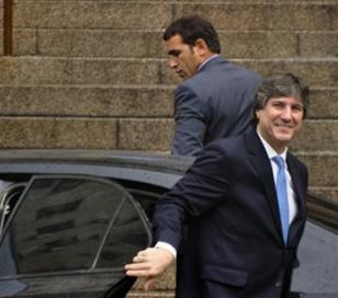 Renunció el abogado de Amado Boudou en la causa Ciccone
