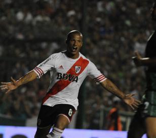 River goleó 4 a 1 a Sarmiento