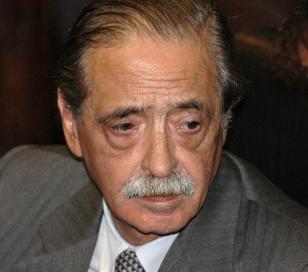Julio César Strassera internado en terapia intensiva