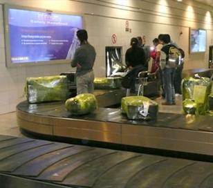 Confirman procesamiento de cinco empleados de Aerohandling S.A. por robos en equipajes