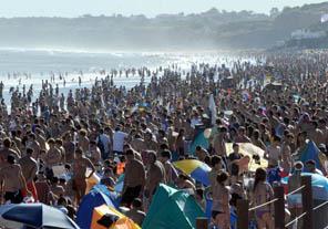 El turismo creció un 7,6% en el mes de enero de 2015
