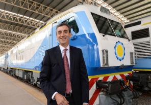 Randazzo participa de congreso en Mendoza