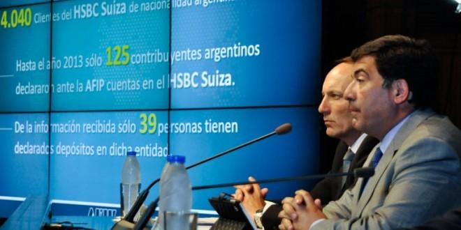 La AFIP espera recaudar $ 7.900 millones con la exteriorización de cuentas no declaradas del HSBC