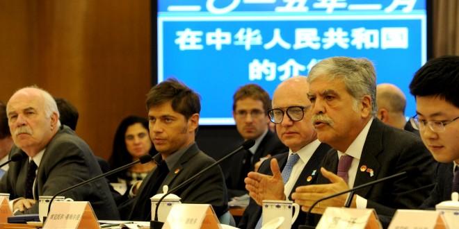 Argentina y China construyen la cuarta central nuclear