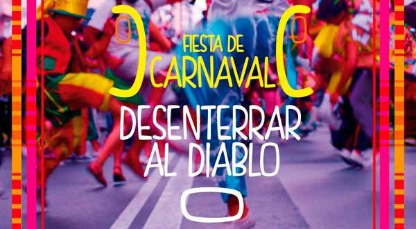 Carnaval en el Centro Cultural Conti