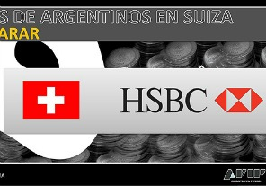 HSBC: La administración tributaria del Reino Unido solicitó información a la AFIP