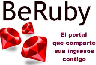 Ganar dinero con BeRuby!