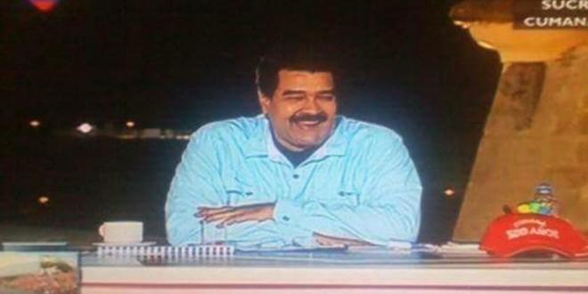 Las risas de Nicolás Maduro en el día en que mataron al estudiante de 14 años