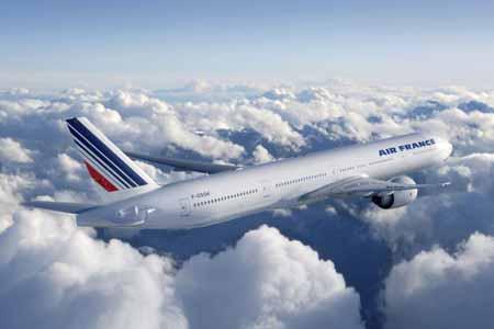 Aterrizaje de emergencia de un avion de Air France en Rusia
