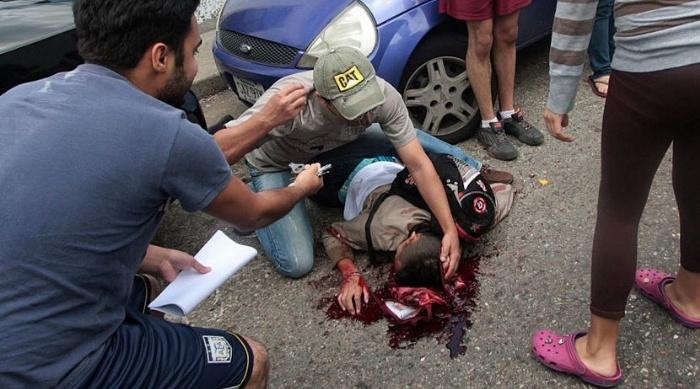 Detienen al policía que mató a un estudiante de 14 años en Venezuela