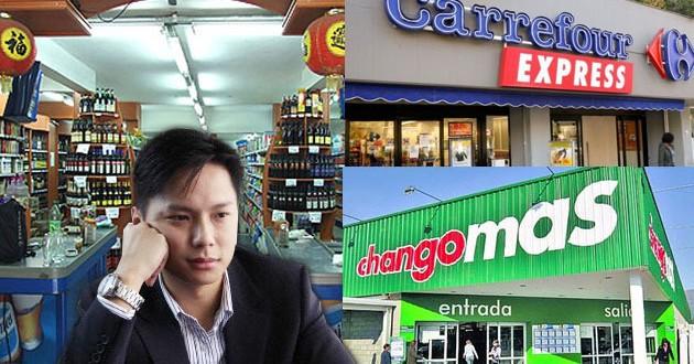 Cierran más supermercados chinos por la competencia