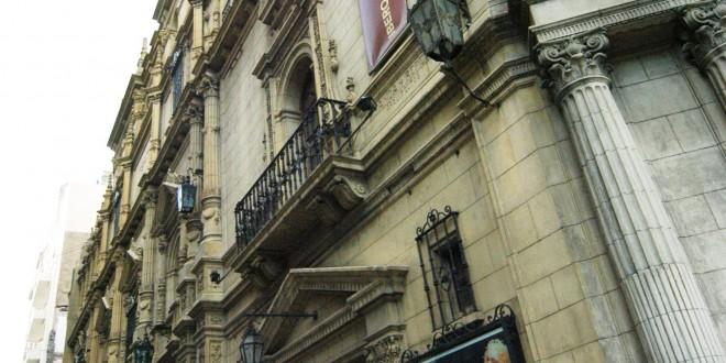 Día Mundial del Teatro en el Cervantes