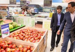 Adhirieron a la Red COMPRAR 300 pequeños comercios y almacenes y 9 productores bonaerenses