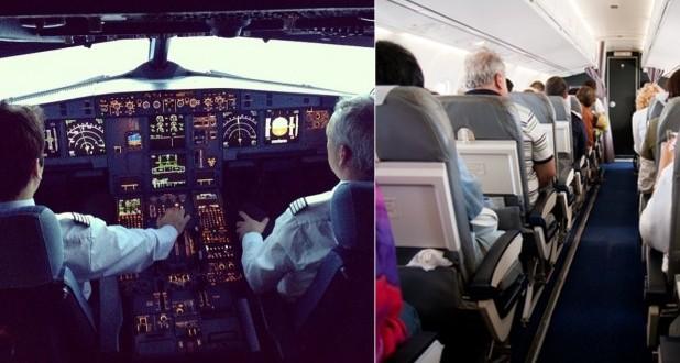 El discurso de un piloto de Germanwings antes del vuelo es furor en las redes