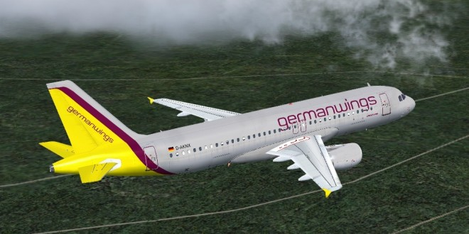 Germanwings: El copiloto hizo caer el avión en forma voluntaria