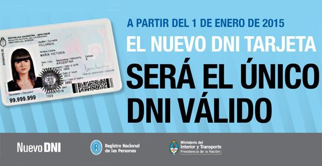 Donde tramitar el nuevo DNI en 24 horas en la Ciudad de Buenos Aires