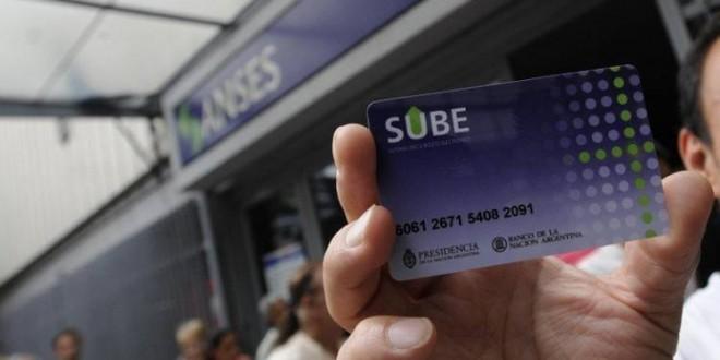 Como usar la tarjeta SUBE para comprar en comercios