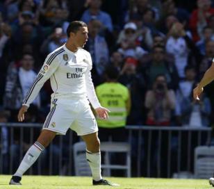 Real Madrid goleó 9 a 1 al Granada