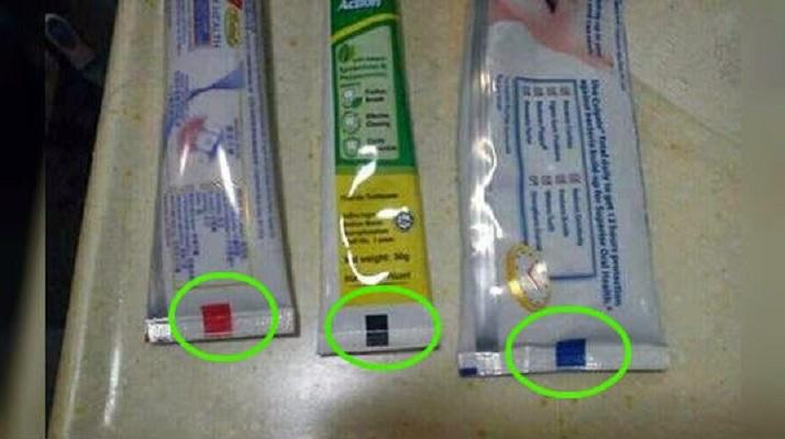 Secretos que guarda tu pasta dental y que seguro no sabes