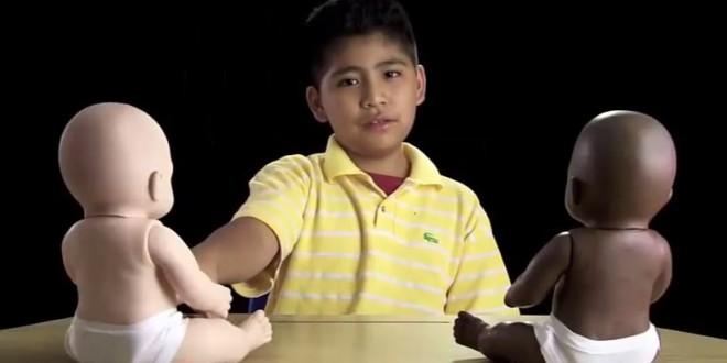 Video: Experimento del racismo en niños te va a dejar sorprendido