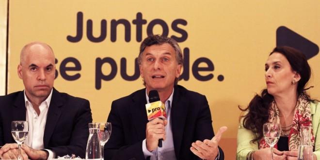 Gane quien gane, Mauricio Macri, Gabriela Michetti y Rodríguez Larreta se mostrarán juntos