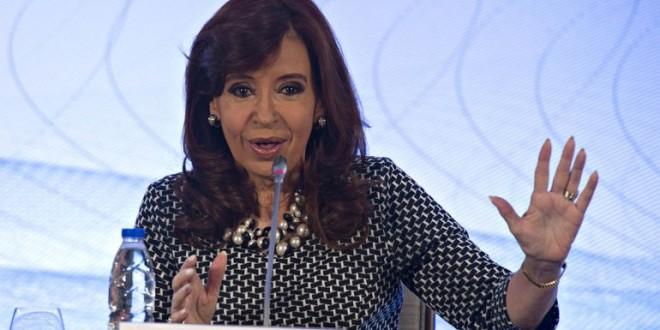 """Cristina Kirchner: """"Nuestra lucha contra el narcotráfico es en serio, no de discurso"""""""