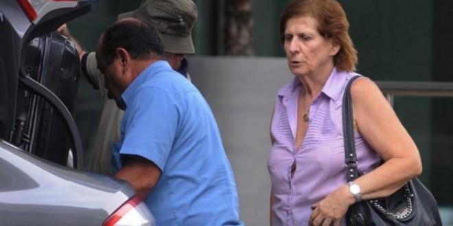 Secuestraron un arma en la casa de la madre de Nisman