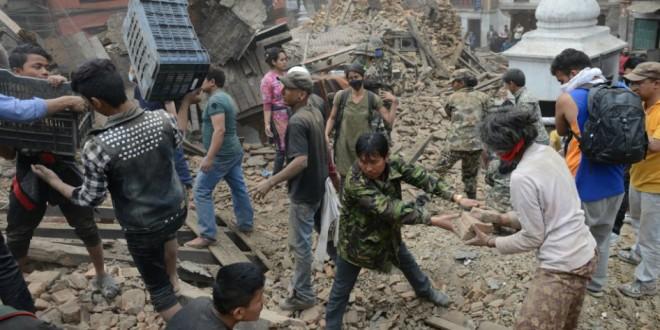 Terremoto en Nepal: hay 4.000 muertos