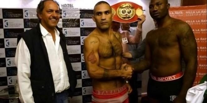 Víctor Ramírez se consagró campeón mundial Boxeo