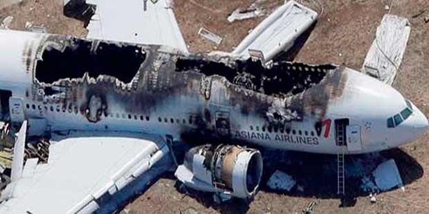 Hay mas o menos accidentes aéreos que antes ?