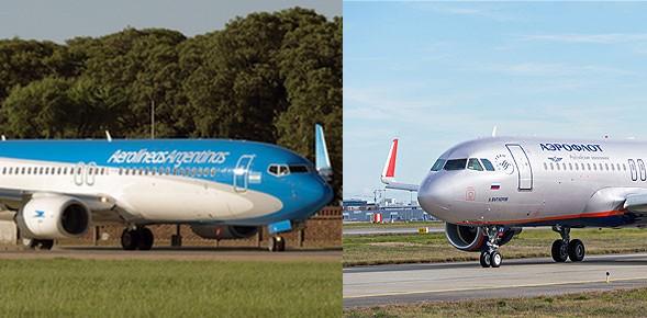Aerolíneas Argentinas y Aeroflot Russian Airlines firman acuerdo de código compartido