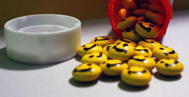 Los efectos colaterales de los antidepresivos