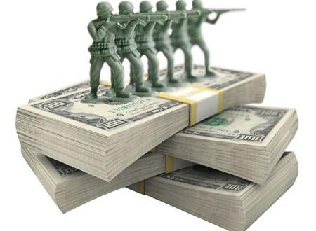 Las 10 empresas que más se benefician de una guerra
