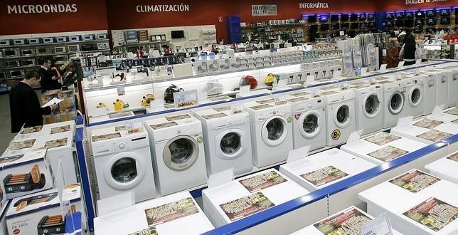 Uso más eficiente de energía en el lavarropas y las heladeras