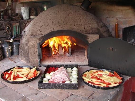 Hey reddit i built an outdoor pizza oven this spring diy - Hornos de barro ...