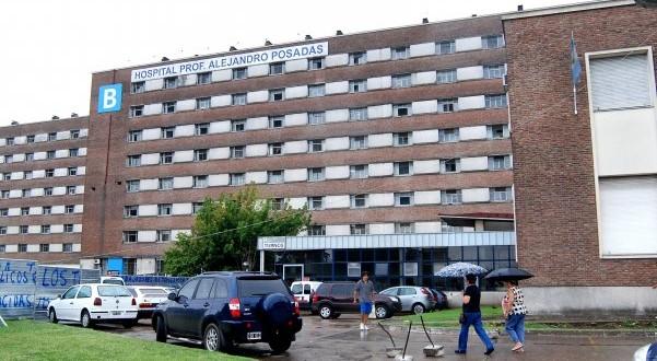 El gobierno nacional interviene el Hospital Posadas