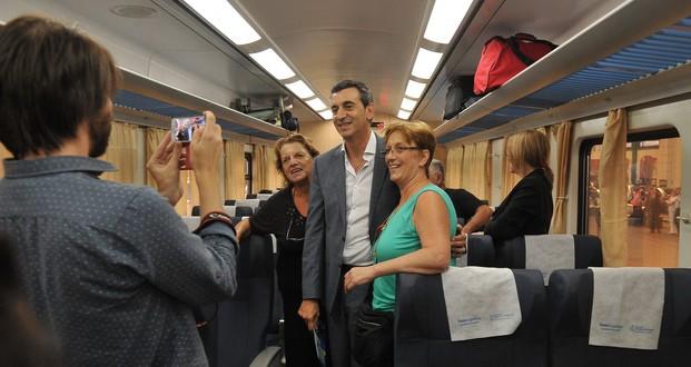 Manual para pasajeros del tren