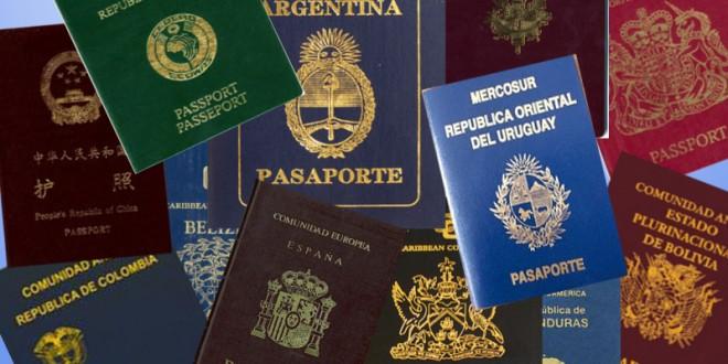 El ranking de los pasaportes más poderosos de América Latina