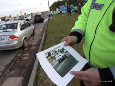 Instalan radares en Mar del Plata para controlar la velocidad en las avenidas