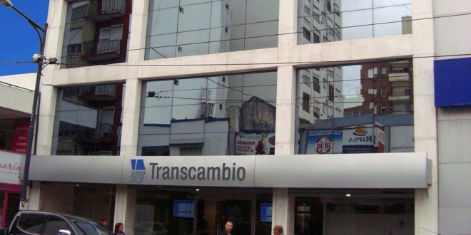 Suspendieron a la financiera Transcambio