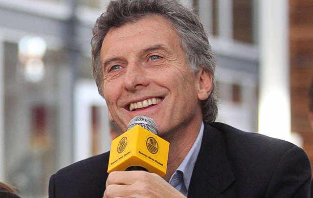 """Mauricio Macri: """"El entusiasmo de la gente ya es un valioso mensaje"""""""