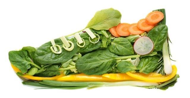 Qué se debe comer antes y después de salir correr