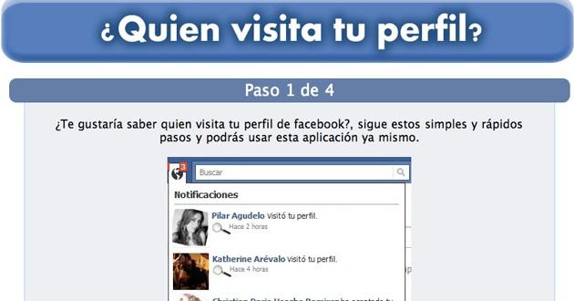 ¿Como saber quién visita tu Facebook?