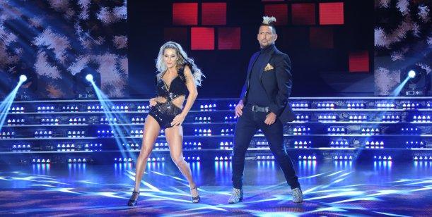 Bailando 2015: El Tirri volvió a la pista junto a Noelia Marzol