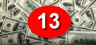 El dólar ilegal toca los $13