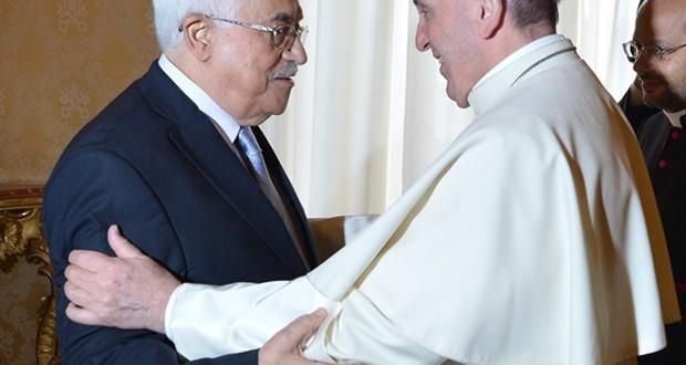El Vaticano reconoció oficialmente como estado a Palestina
