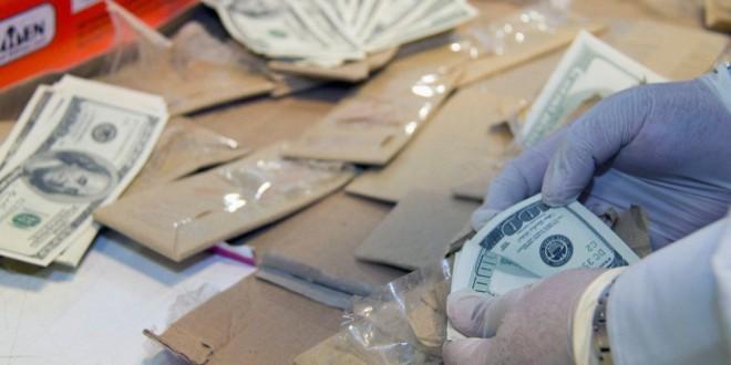 AFIP detectó casi 350.000 dólares falsos en juguetes