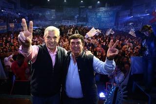 """Domínguez: """"Con Espinoza vamos a rompernos el alma para trabajar en sintonía con Scioli y Zannini"""""""